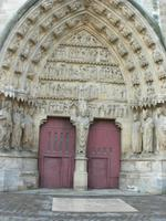 Reims Kathedrale Nordportal