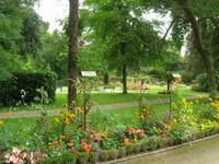 Coutances Jardin des Plantes