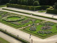 Chateau de Vaux-le-Vicomte Schlosspark