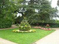 Coutances, Jardin des Plantes