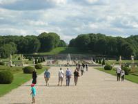 Chateau de Vaux-le-Vicomte, Schlosspark