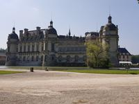 19.5.2018 Chantilly Schloss