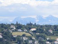 Genf. Savoyer Alpen