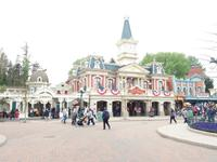 City Hall im Disneyland