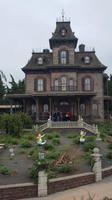 Geisterhaus im Frontierland