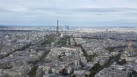 Aussicht vom Turm Montparnasse