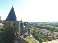 Carcassonne. Chateau Comtal