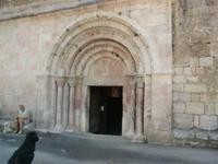 romanisches Portal an St.-Jacques