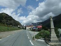Auffahrt zum Col de Puymorens