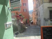 Innenstadt von Corte