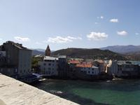 Saint Florent - Blick von der Zitadelle