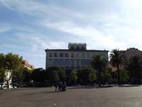 Bastia - St. Nicolas Platz