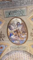 Korsika, Corte, Bruderschaft Hl. Kreuz