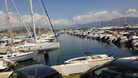 Korsika, Ajaccio, Yachthafen