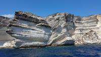 Korsika, Bootsfahrt bei Bonifacio