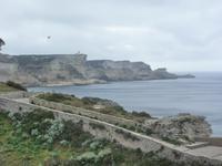 Steilküste von Bonifacio
