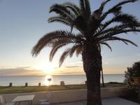 Sonnenaufgang Folelli