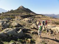 Wanderung nach Sant'Antonino