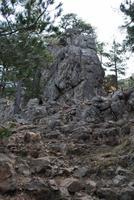 Felsformation Bavella-Massiv