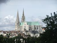 Chartres. Kathedrale