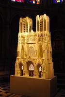Miniatur Kathedrale von Reims