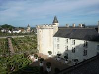 039. Schloss und Gärten von Villandry