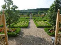 Villandry Gärten