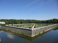 Chenonceau, Garten der Diana