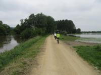 Radtour zum Schloss Usse