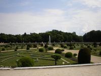 Schlossgarten Chenonceau (1)