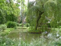 Amboise-Clos Lucé mit Gärten von Leonardo da Vinci