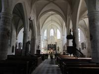 Basilika von St-Dyè-sur-Loire