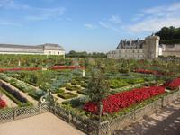 Im Schlosspark von Villandry