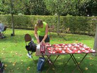 Picknick im Schlosspark