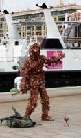 Marseille, Alter Hafen, Lebendiges Bild