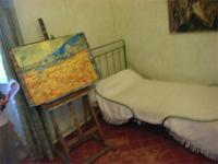 van Gogh Zimmer im Spital St. Remy