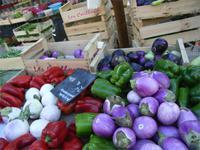 Markt in Aix