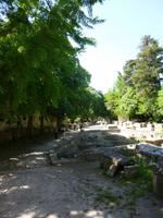Les Alyscamps, Arles