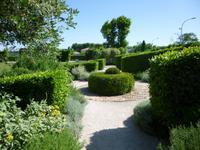 Hortus romaine in Arles