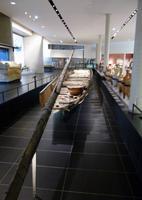 Römer-Lastschiff, Antikemuseum in Aix