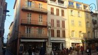 Die Altstadt von Antibes