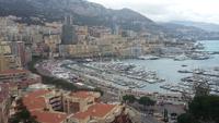 Der Hafen von La Condamine in Monaco