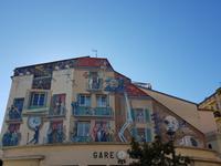 Cannes Busbahnhof