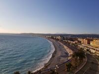 Engelsbucht in Nizza