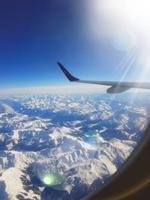 Flug nach Nizza