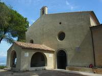 Cap d´Antibes, La Garoupe Doppelkapelle