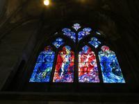 Metz Kathedrale, Fenster von Chagall