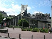 Rouen Eglise Ste Jeanne d'Arc