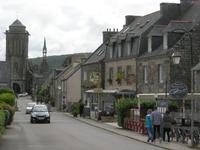 Locronan Rue de Prieué