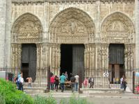 Chartres Kathedrale Westportale
